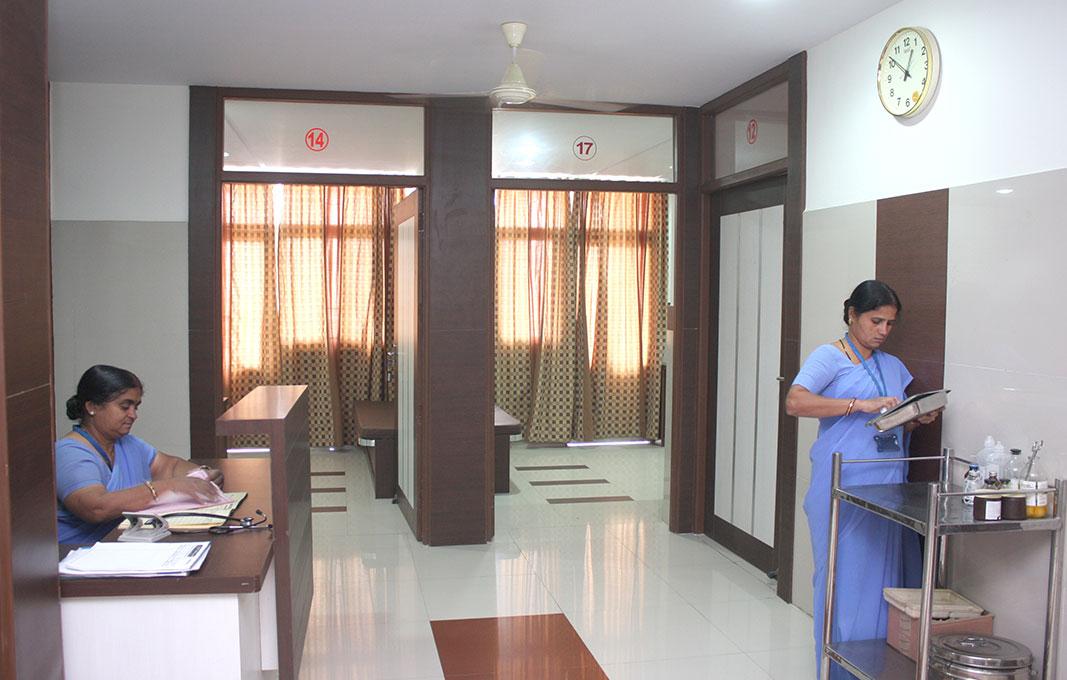 Gallery Maitri Hospital